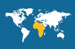 Bandiere Africane