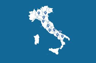 Bandiere delle Città Italiane e dei Comuni d'Italia