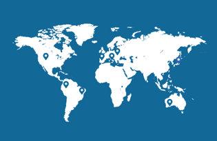 Bandiere delle Città del Mondo