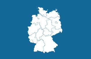 Bandiere Regioni Tedesche