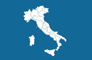 Bandiere Regioni italiane