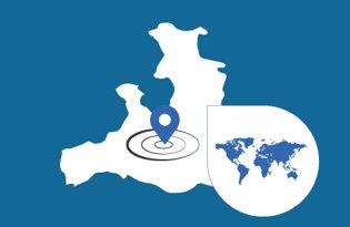 Varie Province del Mondo