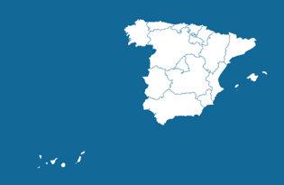 Bandiere Regioni Spagnole