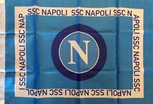Bandiera SSC Napoli Ufficiale