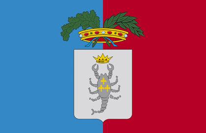 Bandiera Taranto Provincia