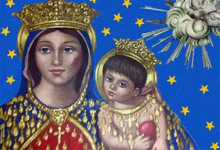 bandiera Madonna dell'Arco