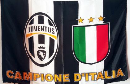 Juventus Fahne