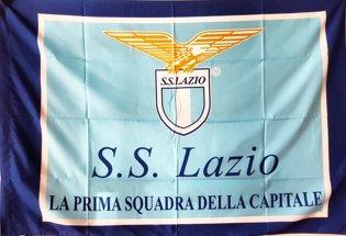 Bandiera Società Sportiva Lazio