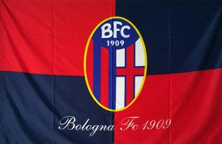Bandiera FC Bologna Ufficiale