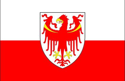 Bandiera Bolzano-provincia