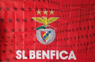 Bandiera Sport Lisboa e Benfica ufficiale