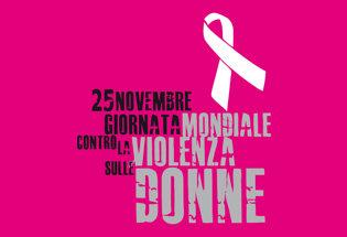 Bandiera contro la Violenza sulle Donne