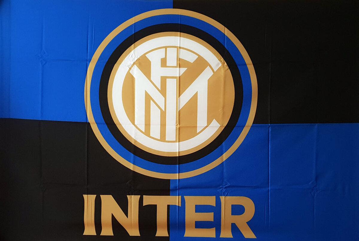 Bandiera Ufficiale F C Internazionale Milano In Vendita