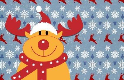 bandiera natalizia Felice Natale