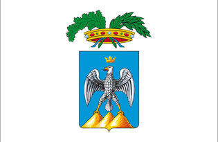 Bandiera Aquila Provincia