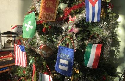 Bandierine per Albero di Natale