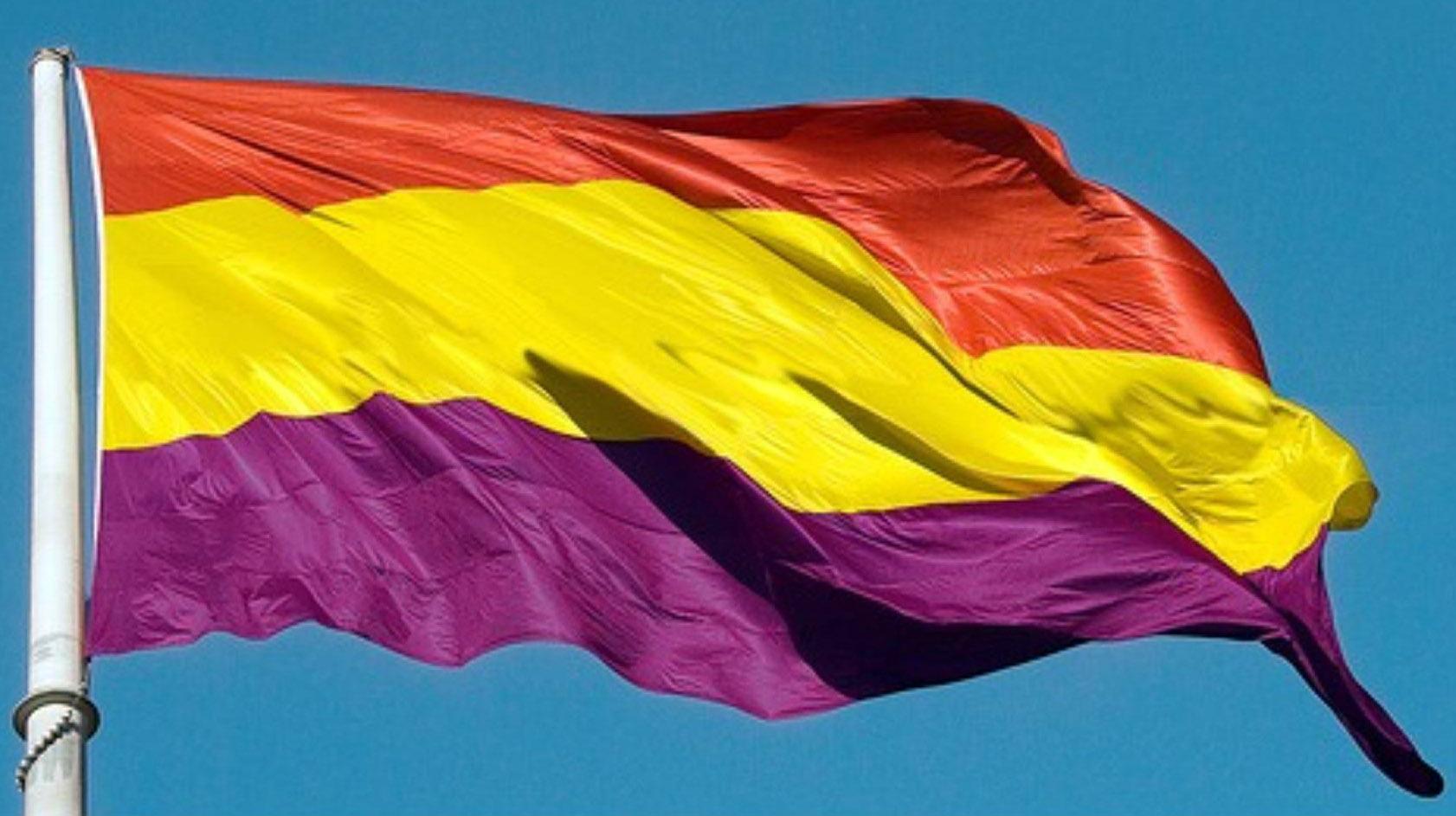 bandiera repubblicana spagnola