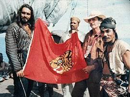 bandiera di Sandokan