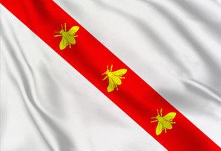 Bandiera adesiva Elba