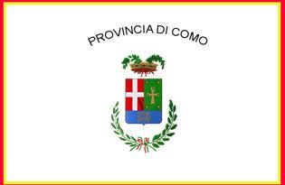 Bandiera Como Provincia