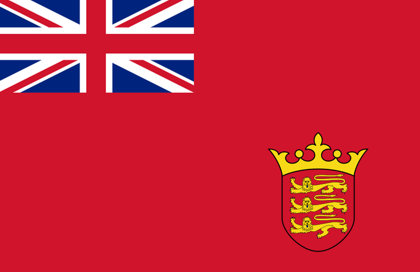 Bandiera Jersey Red Ensign