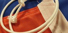 Guaina e corda bandiera Russia
