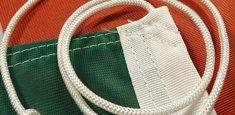 Guaina e corda bandiera Ungheria