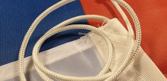 Guaina e corda bandiera Serbia Nazionale