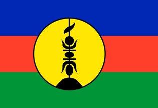 Bandiera Nuova Caledonia