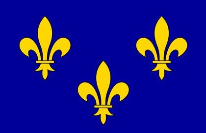 Bandiera Ile-de-France