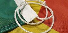 Guaina e corda bandiera Suriname