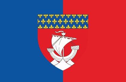 Bandiera Parigi