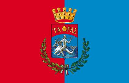 bandiera città di Taranto