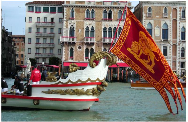 Bandiera Venezia San Marco