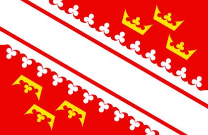 Bandiera Alsazia
