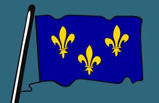 Bandiere Storiche Francesi