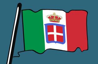 Bandiere della Storia d'Italia