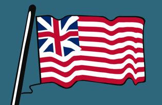 Bandiere Storiche Americane