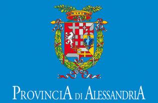Bandiera Alessandria-provincia