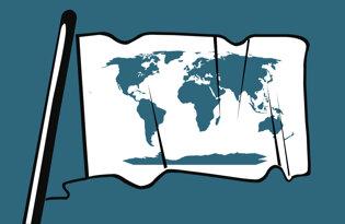 Bandiere della Storia del Mondo