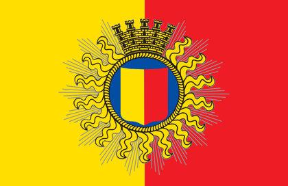 Bandiera Città di Bergamo
