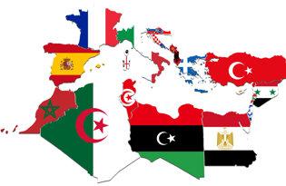 Bandiere di Cortesia del Mediterraneo