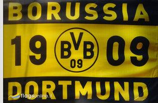Bandiera Borussia Dortmund Ufficiale