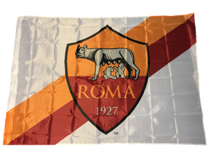 Bandiera AS Roma Ufficiale