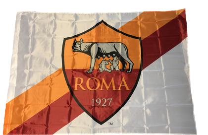 Bandiera AS Roma Ufficiale