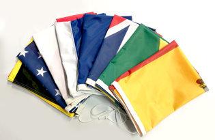 8 bandiere internazionali a scelta