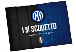 Bandiera Inter FC Ufficiale
