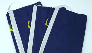 Bandiere dell'Europa in pronta consegna