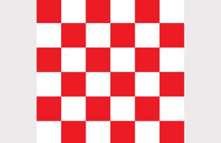 Bandiera Storica di Porta Comasina Milano