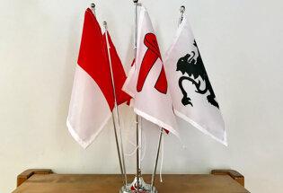 Set di Bandiere delle Porte di Milano